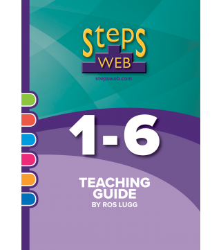 Steps Web 1 6 Teaching Guide